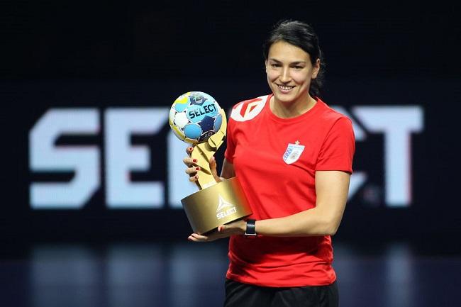 Handbalista Cristina Neagu vine la o şcoală din Pitești!