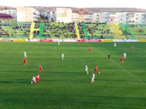CS Mioveni, eliminare ruşinoasă din Cupa României