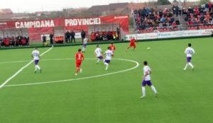 FC Argeş, victorie cu emoţii