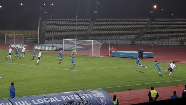FC ARGEŞ, o nouă VICTORIE!