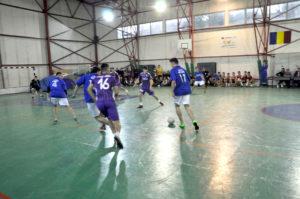 FC Argeş a jucat fotbal cu elevii de la Colegiul Naţional