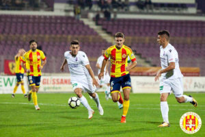 FC Argeş a remizat pe Bega
