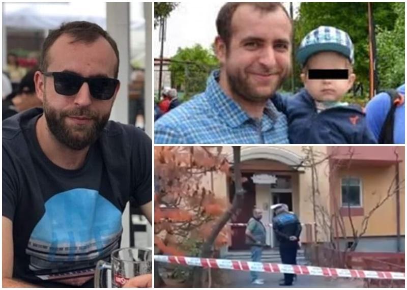Copilaşul împuşcat în cap de tatăl poliţist, înmormântat azi la Leordeni