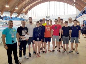 Medalii pentru înotătorii argeşeni