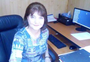 Maria Cârstea, şefa centrului