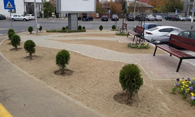 Mini-parc nou în Pitești