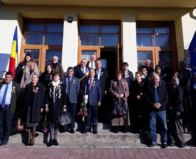 180 de ani de la înființarea școlii Galeș din Brădet