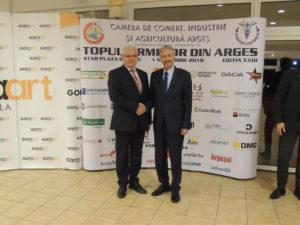Emil Constantinescu şi George Caval