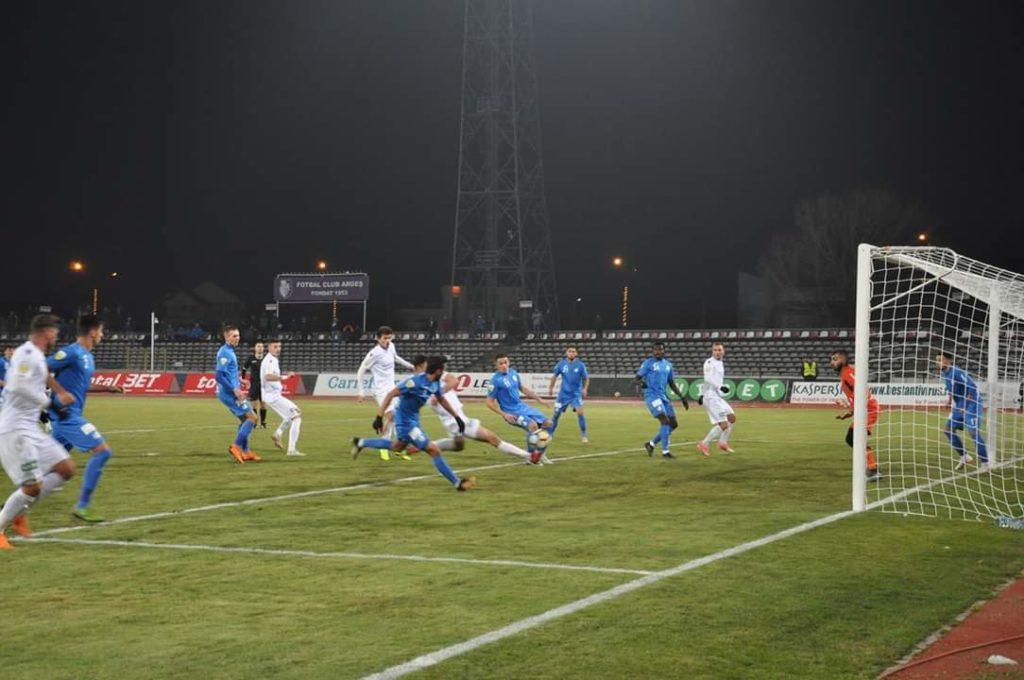FC Argeș a bătut Pandurii