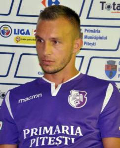 FC Argeş are un jucător în topul golgheterilor ligii secunde