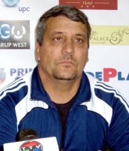 În urma rezultatelor slabe înregistrate, unii fotbalişti de la CS Mioveni vor demiterea lui Iordan Eftimie