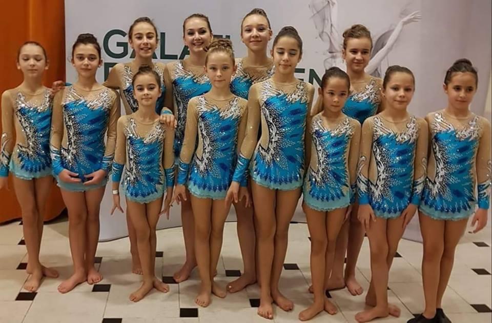 Gimnastele de la Olympic Gym Piteşti, de neoprit