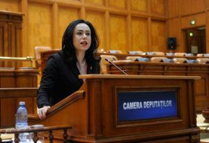 Simona Bucura Oprescu, printre cei mai activi parlamentari
