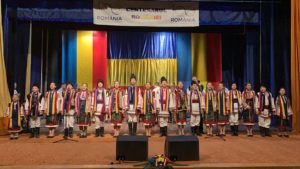 Pod muzical la Mioveni, pentru românii de pe ambele maluri ale Prutului