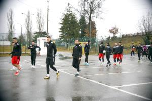 Fotbaliştii de la FC Argeş revin din vacanţă