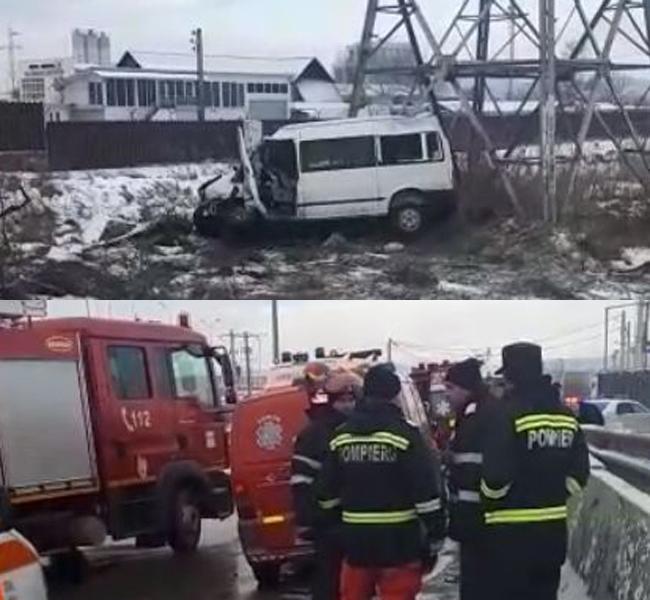 Situaţie de urgenţă la Bascov