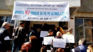 Noi proteste în sport