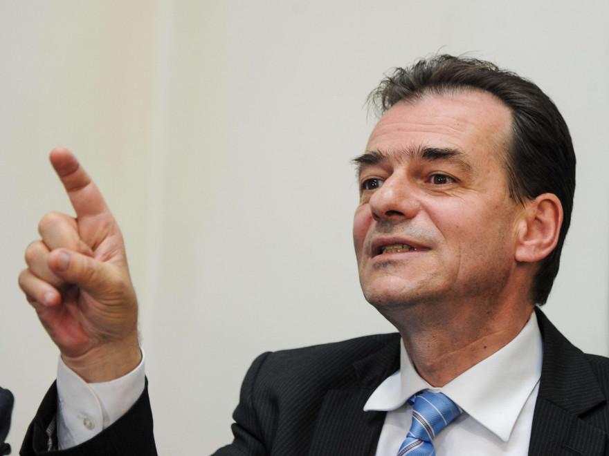 Ludovic Orban, declarații în EXCLUSIVITATE pentru Ziarul Argeșul