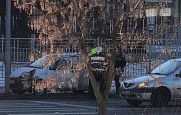 Şofer rănit în accident la Piteşti