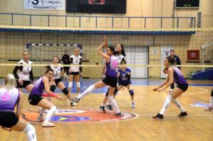 Voleibalistele de la FC Argeş, primul meci, prima victorie