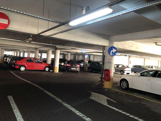 O nouă parcare supraterană în Pitești!