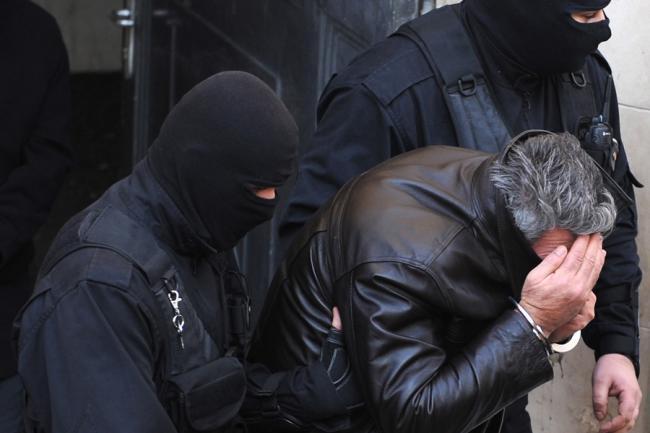 Contrabandist săltat de polițiști la Pitești