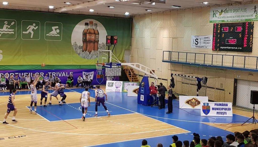 BCM Pitești, o nouă victorie în TOP 6