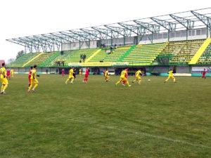 CS Mioveni a remizat cu Chindia Târgovişte