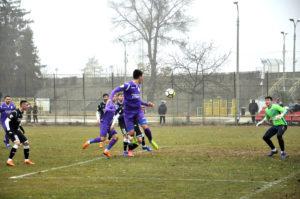 FC Argeş a remizat cu CSO Filiaşi