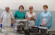 Bucătăria Pediatriei Piteşti, MODERNIZATĂ după 35 de ani!