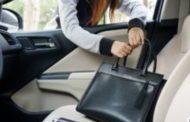 Tânără de 18 ani, fura din autoturisme