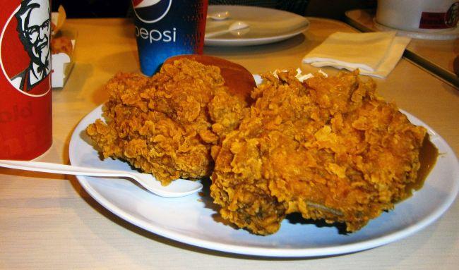 Și la KFC Pitești, măsuri după scandal