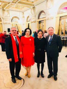 70 de ani de relaţii diplomatice româno-chineze