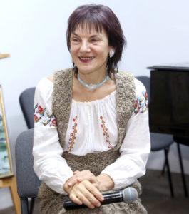 Simona Vasilescu, desprea arta de a fi FEMINA