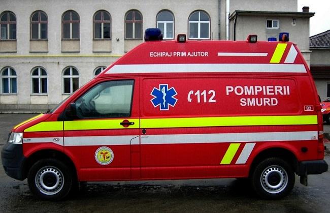 Accident cu trei mașini în Craiovei!