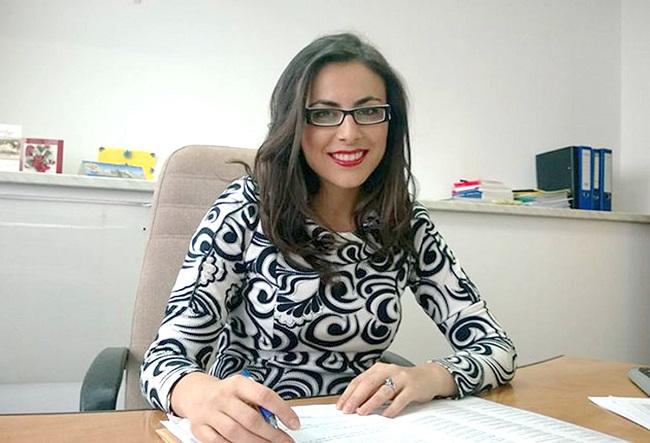 Gabriela Zoană, locul 12 pe lista PSD pentru europarlamentare!