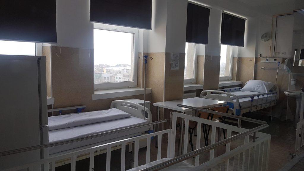 Secţia Pediatrie I, reabilitată