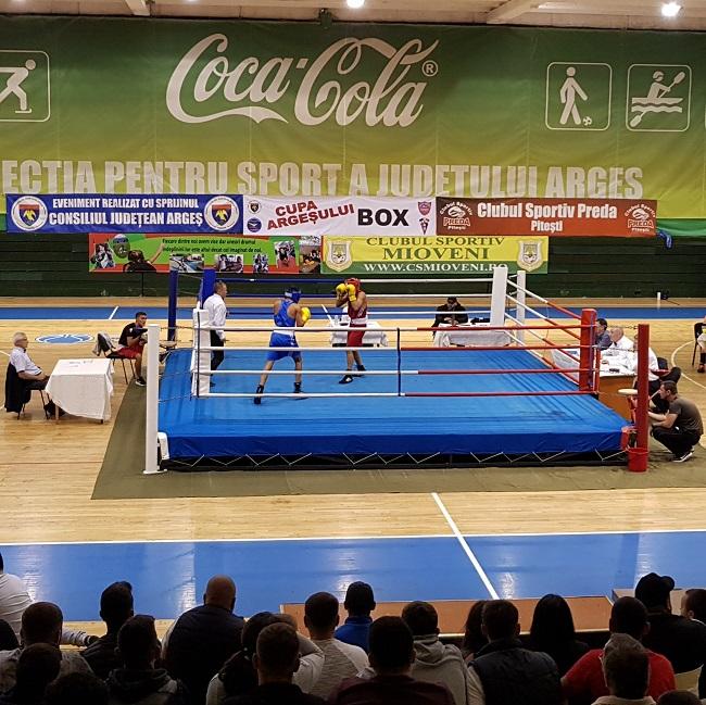 Începe Cupa României la box