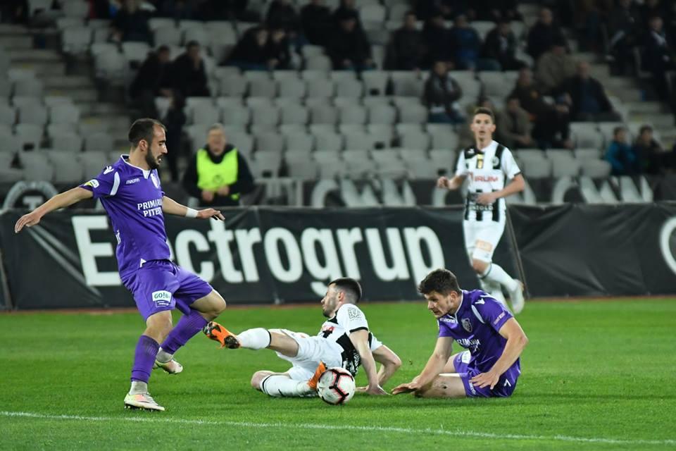 Un nou început pentru FC Argeş