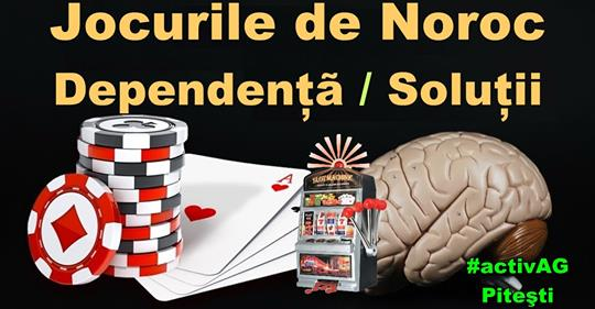 Jocurile de noroc şi consecinţele acestora, în dezbatere publică