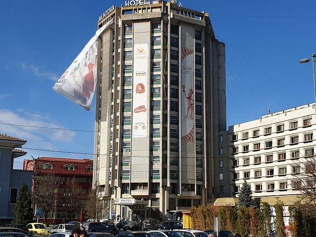 Hotel Muntenia ne flutură