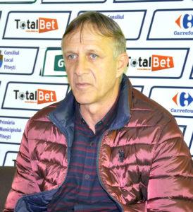 SĂNDOI şi-a dat DEMISIA de la FC ARGEŞ