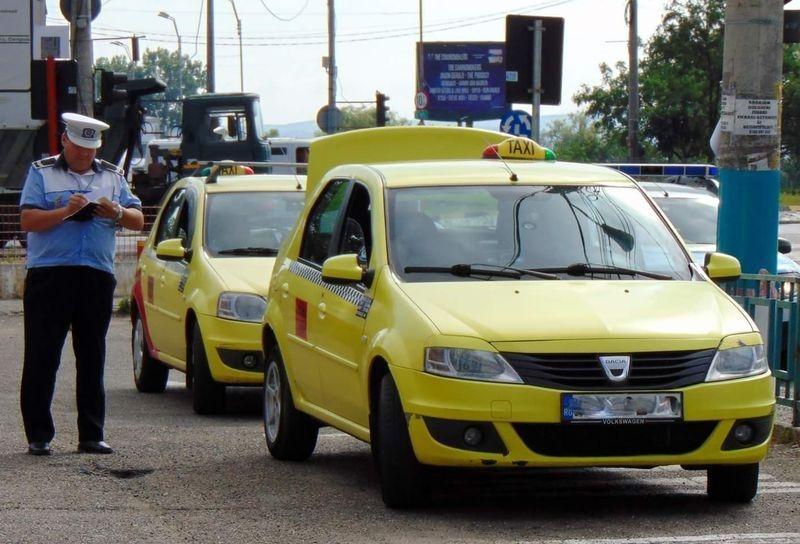 Va fi combătută pirateria taxi?