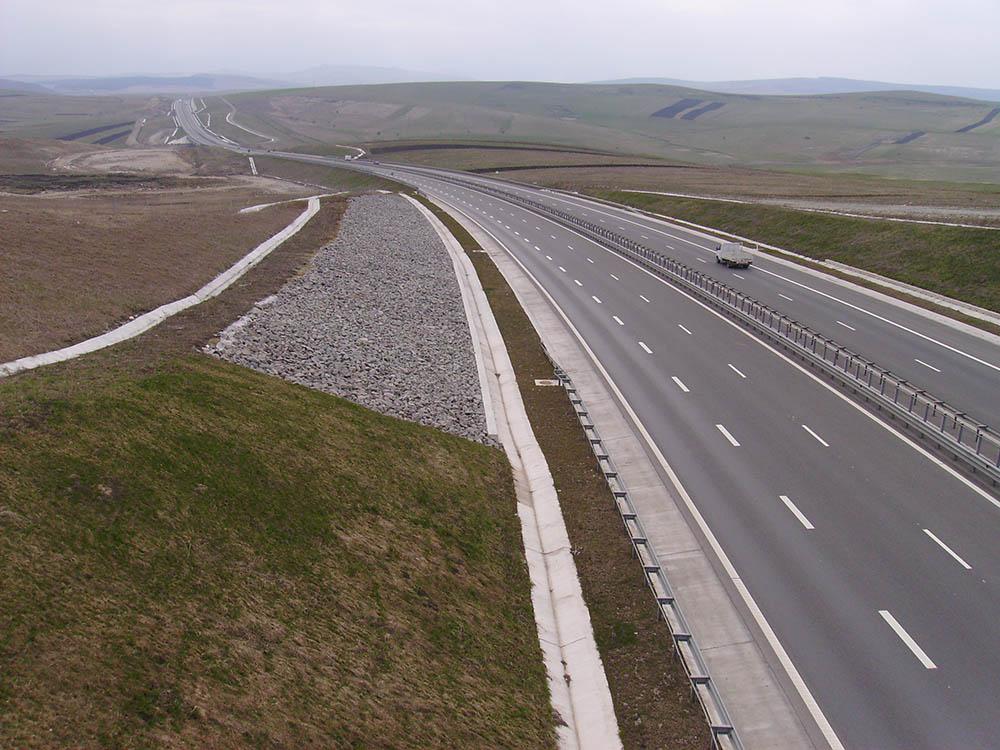 Autostrada Pitești-Sibiu, licitație pentru tronsonul Tigveni-Curtea de Argeș