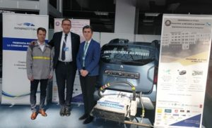 UPIT, singura universitate prezentă la Forumul Industriei Auto de la Craiova