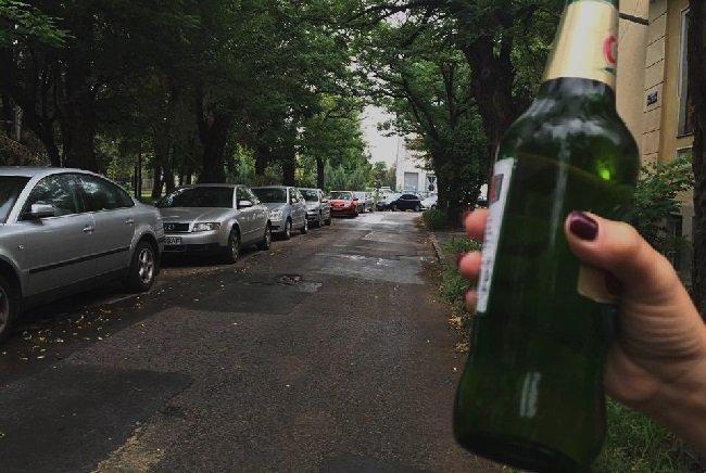 Fără alcool la alegeri!