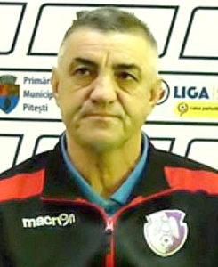 Noul antrenor al FC Argeş are planuri mari cu juniorii
