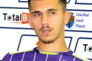 Fotbalistul Cătălin Barbu:
