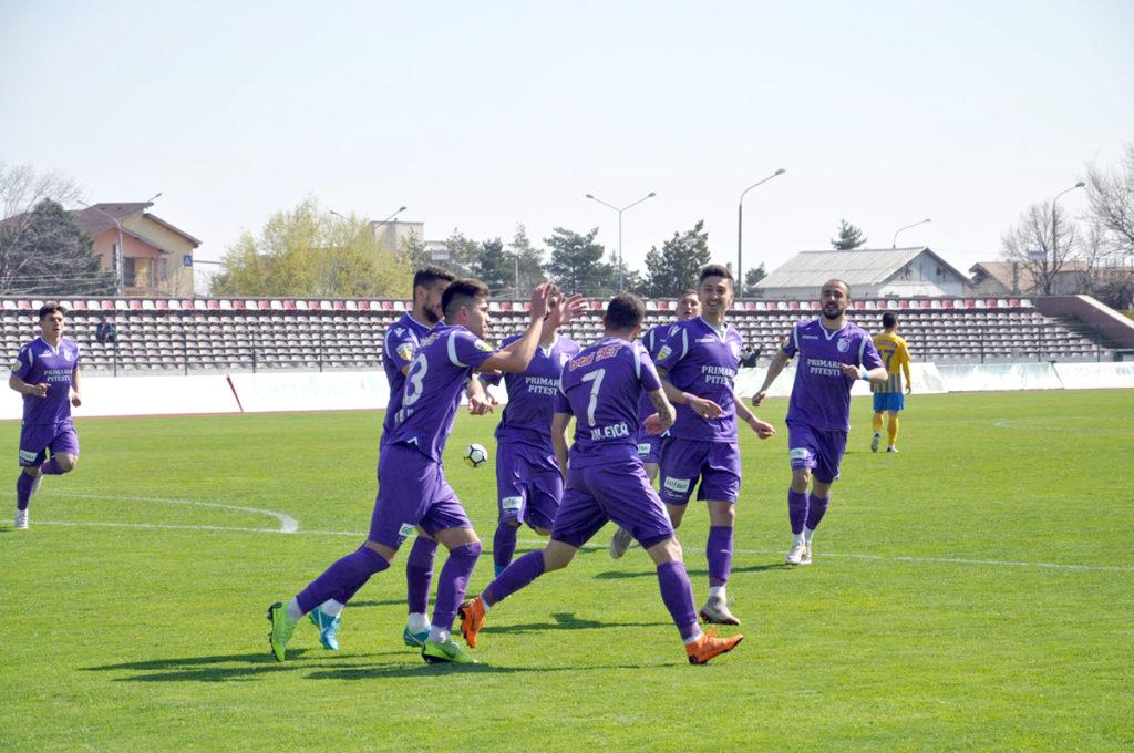 EXCLUSIV! Dezvăluiri din VESTIARUL FC Argeş