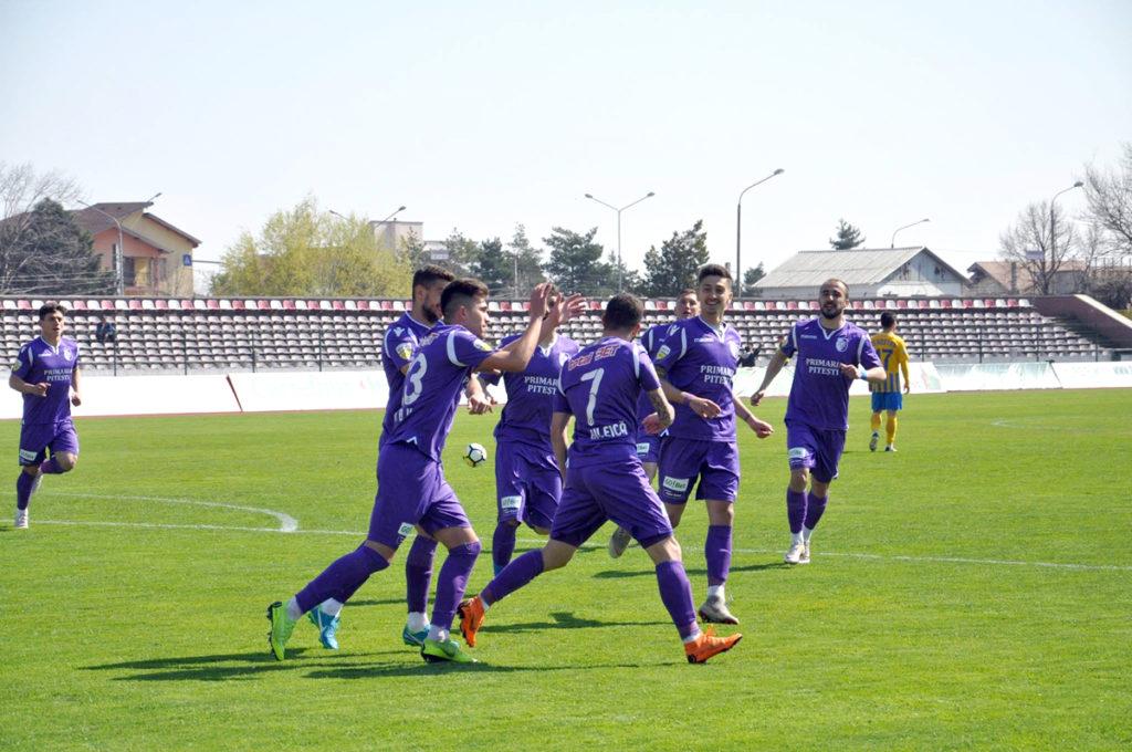 FC ARGEȘ SE ÎNTĂREȘTE PENTRU LIGA 1